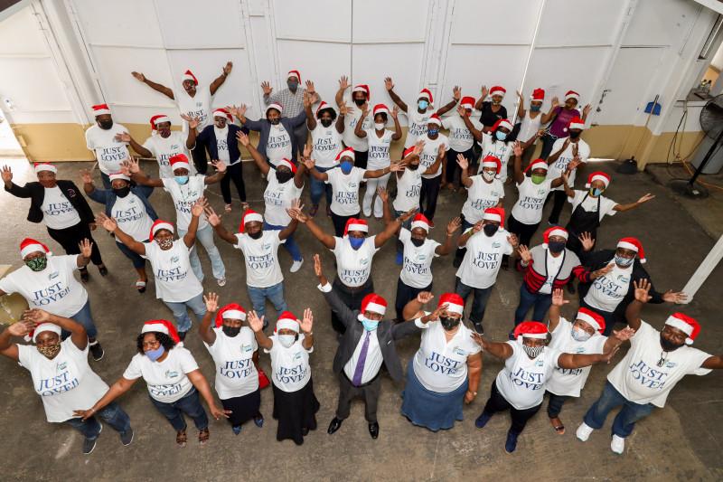Bahamas Feeding Network Volunteers Treated to Royal Caribbean Cruise,  Feeding Program Resumes after Summer Break