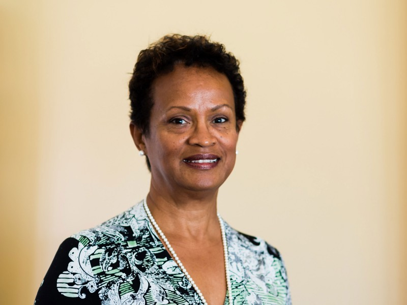 Patricia Hermanns, Director, National Insurance Board