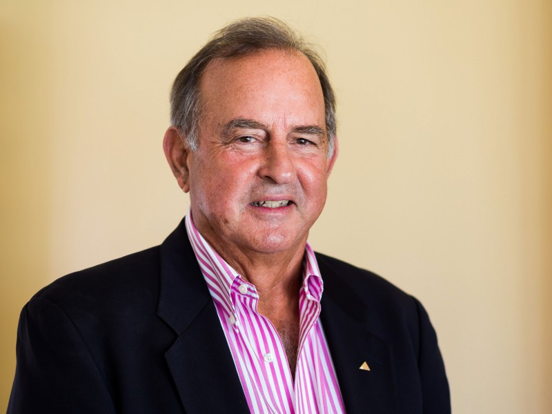 Peter Whitehead, President, Osprey Construction